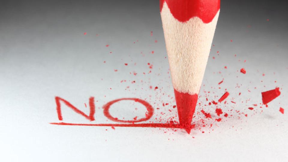 何かを生み出すには「No」と言える強さが必要だ、という話