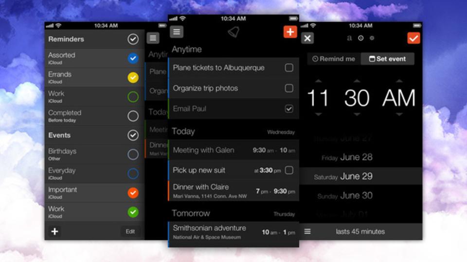 リマインダーとカレンダーの「いいとこ取り」をしたToDo管理アプリ『Ding』
