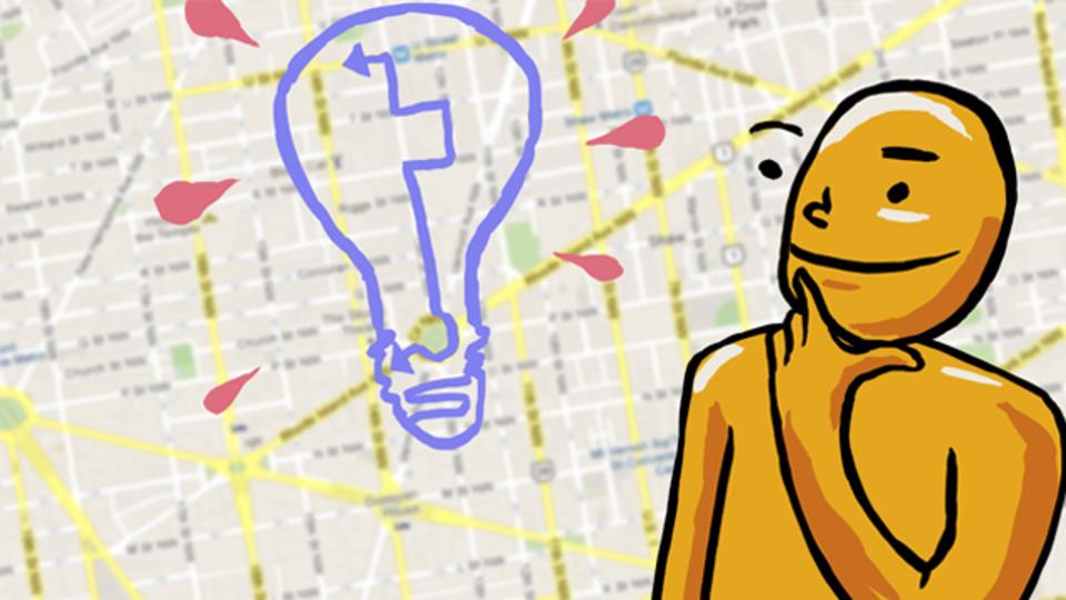 クリエイティブにGoogleストリートビューを使いこなす8つの方法
