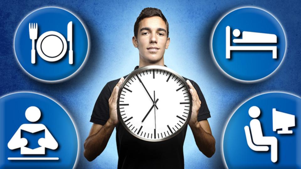 新記録は午後生まれる:僕らを支配する「体内時計」を活用して効率的な睡眠や仕事をする方法