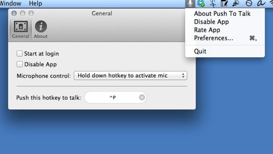 ビデオチャットをよく使う人に! マイクのオン/オフ切り替えを手元で可能にする『Push to talk』