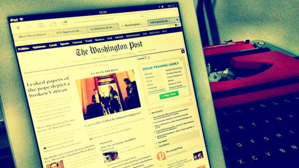 ワシントンポストを買収したAmazonのCEOは、沈み行く新聞をどう変えるのか(米メディアの5つの考察)