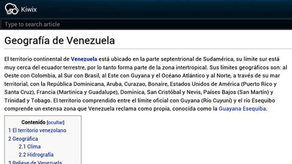 オフラインでもWikipediaが見たい! 『Kiwix』で丸ごとダウンロードすればOKです