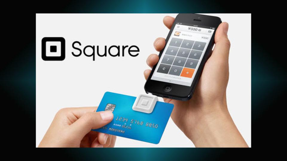 スマホを「どこでもレジ」にする『Square』の始め方