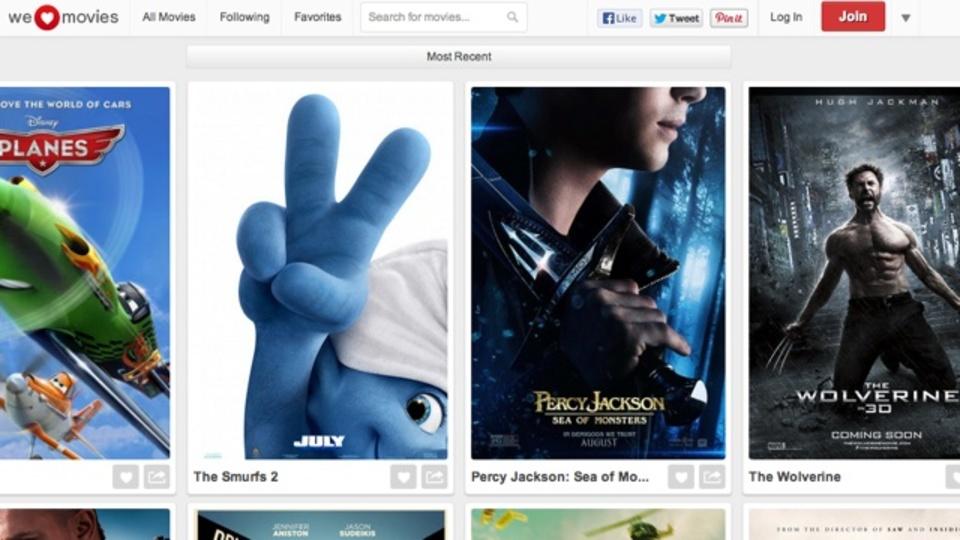 この映画いいよね!の気持ちを共有しよう。映画好きのあなたへ贈る「we love movies」