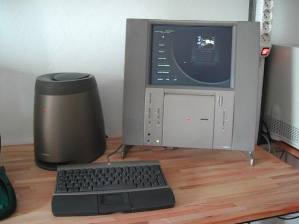 Twentieth Anniversary Macintosh:20周年記念マック