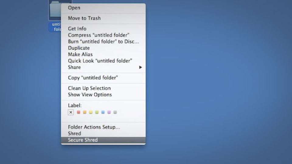 Macから安全にファイルを削除したいなら『FileShredder』がおすすめ