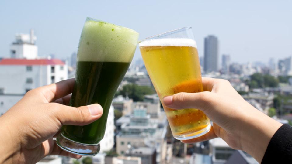 すっきりふわふわ! 「抹茶ビール」はきっとこれから夏のスタンダードになる