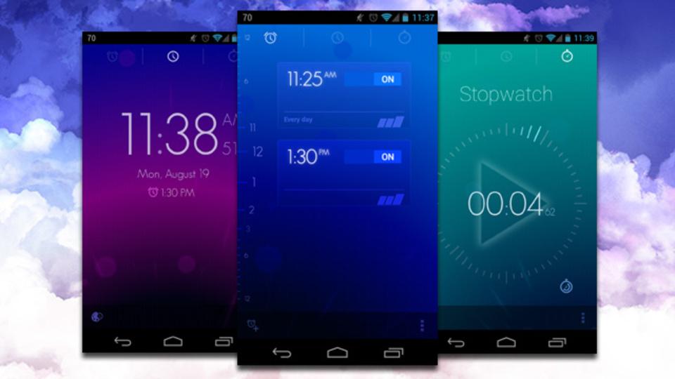 複数端末のアラームをまとめて管理できる、美しすぎる目覚ましアプリ『Timely』