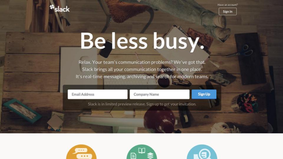Flickr創立者による新しいツール「Slack」は、オフィスでのコミュニケーションを変えるのか