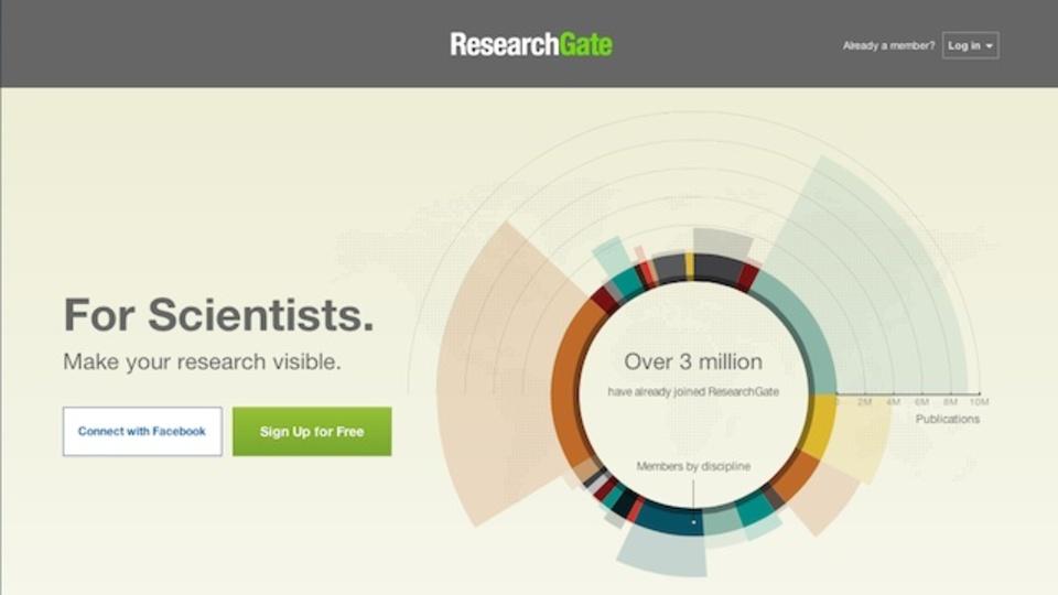 ビル・ゲイツも融資! 研究者のためのFacebookこと「ReseachGate」が科学に変革をもたらす