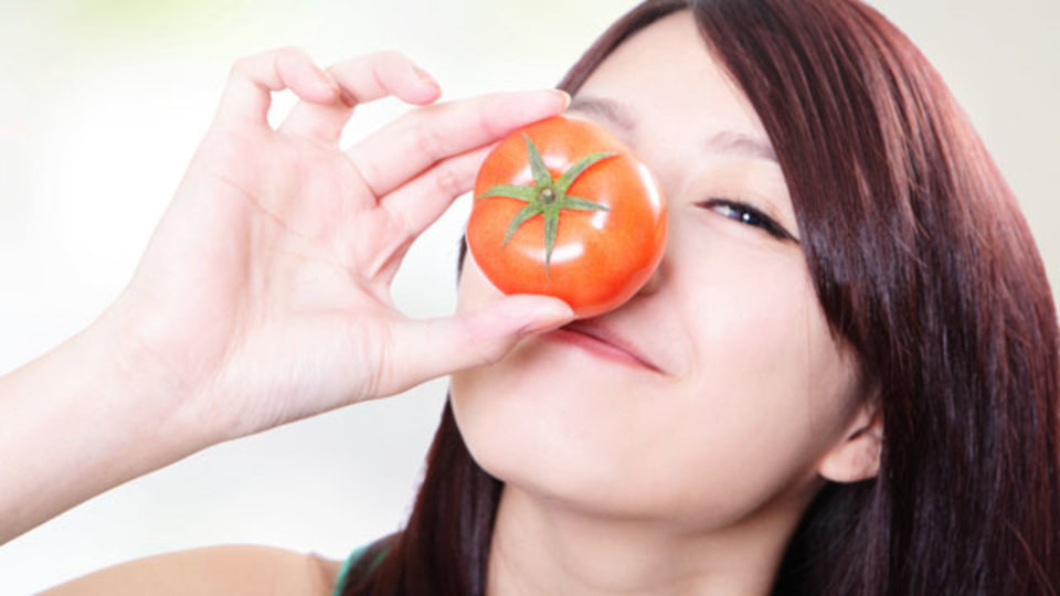 偏食や飲酒でサビついた体を救うのは、赤いトマトのリコピン・パワー