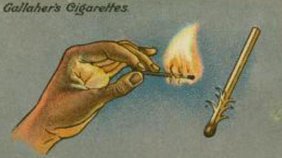 今でも使える!? タバコのおまけカードから学ぶ100年前のライフハック