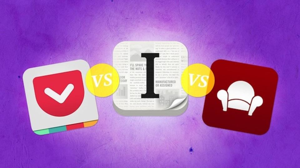 Pocket・Instapaper・Readability:「あとで読む」系サービスの最新版を比較した