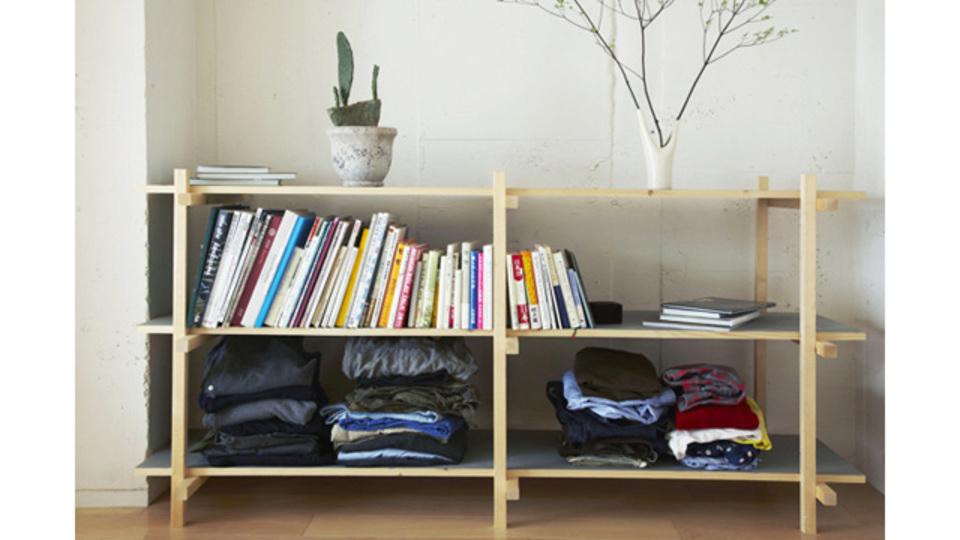 DIY初心者にもやさしい建築家デザインの家具キットストア「MaKeT」