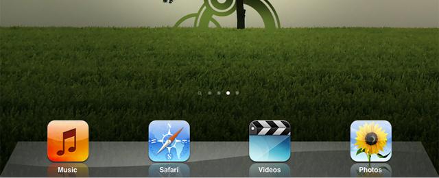 Appleのデフォルトアプリを使う