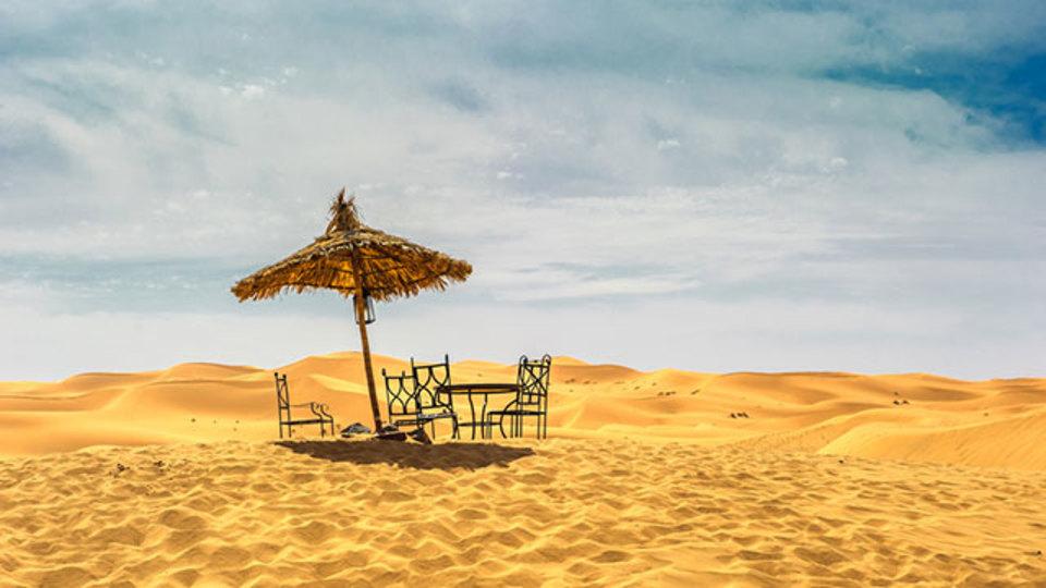 効果的な休暇に必要な2つの要素