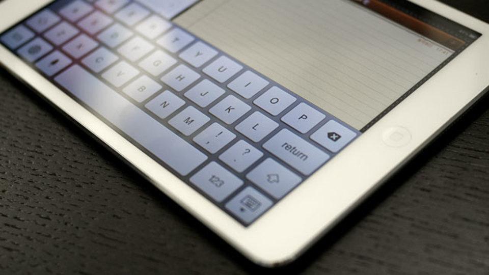 「取り消しとやり直し」などiPadのソフトキーボードにまつわる小ワザたち