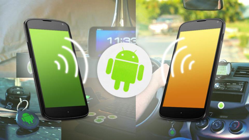 AndroidのNFCで自動化できる6つのこと:NFC名刺などのアイデア