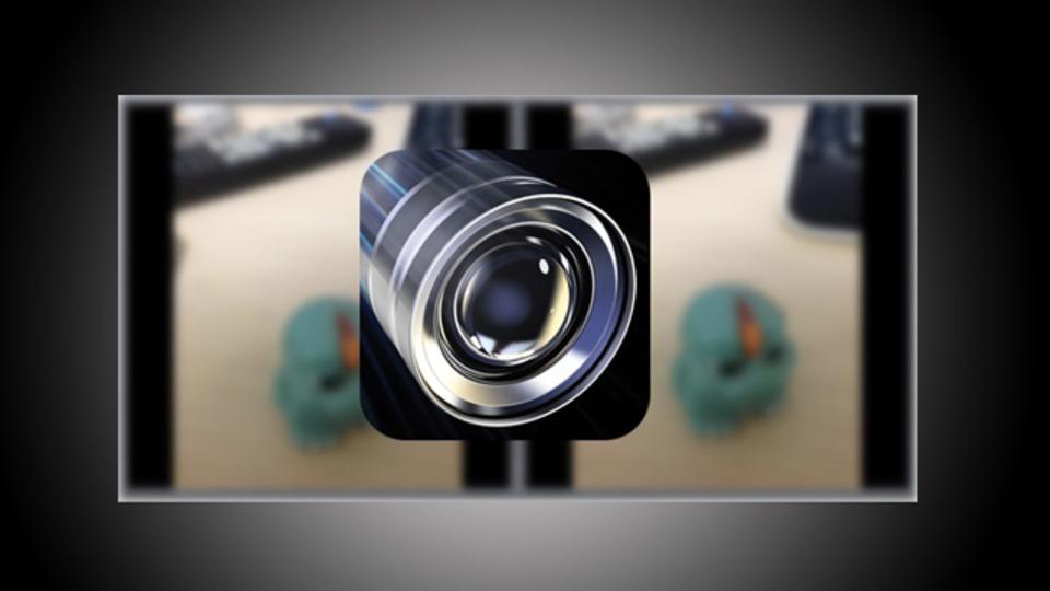 1分間で800枚の写真を撮るカメラアプリ『Fast Camera』