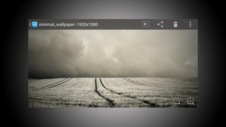標準の「ギャラリー」をぶっちぎるほど速い画像閲覧アプリ『クイックピック』