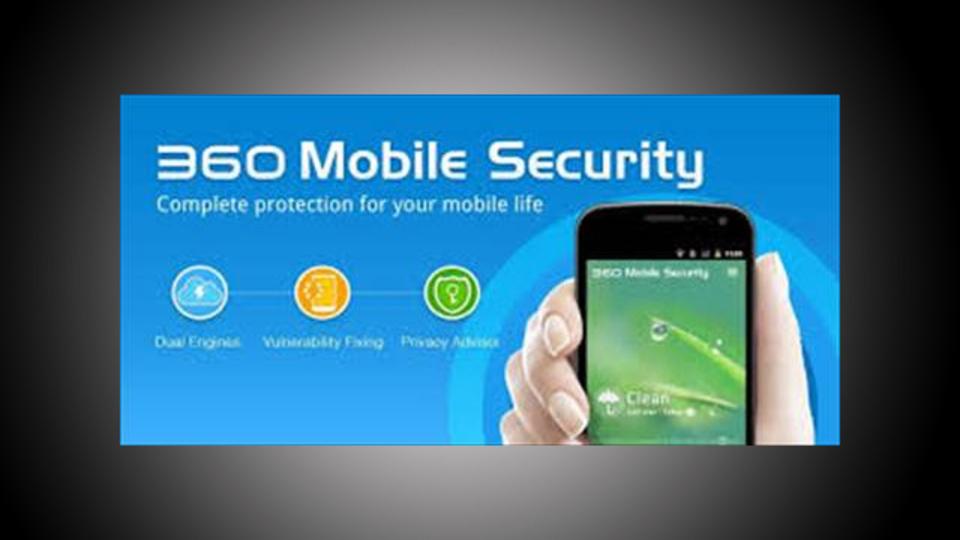 スマホ最適化もできるセキュリティアプリ『360 Mobile Security』 が見た目もオシャレでよい