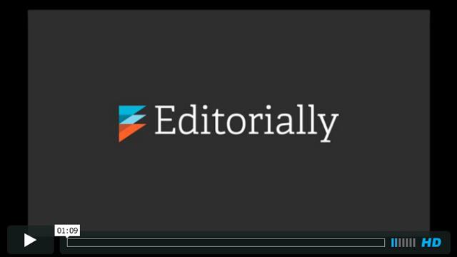 Googleドキュメントキラー!? テキストの共同編集に特化したウェブアプリ『Editorially』