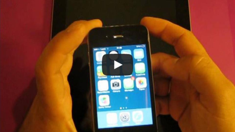 【iOS 7】ロック画面から『写真』にアクセスできてしまうバグが発見される:対処方法は?