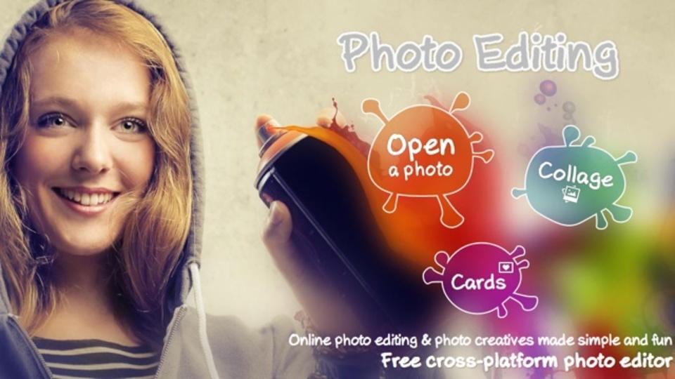 オンラインで手軽に画像加工やコラージュができるサイト「Fotor」