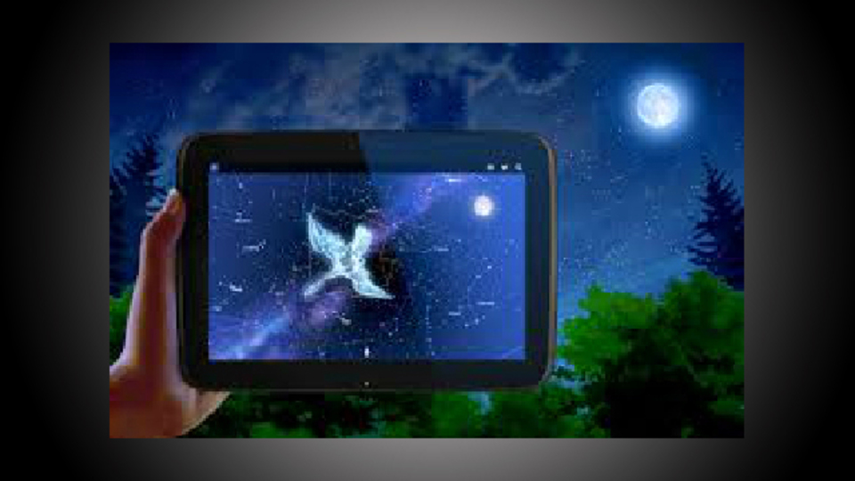 スマホがプラネタリウムに? 向けた方角の星空をバーチャルに堪能できる『星座表』