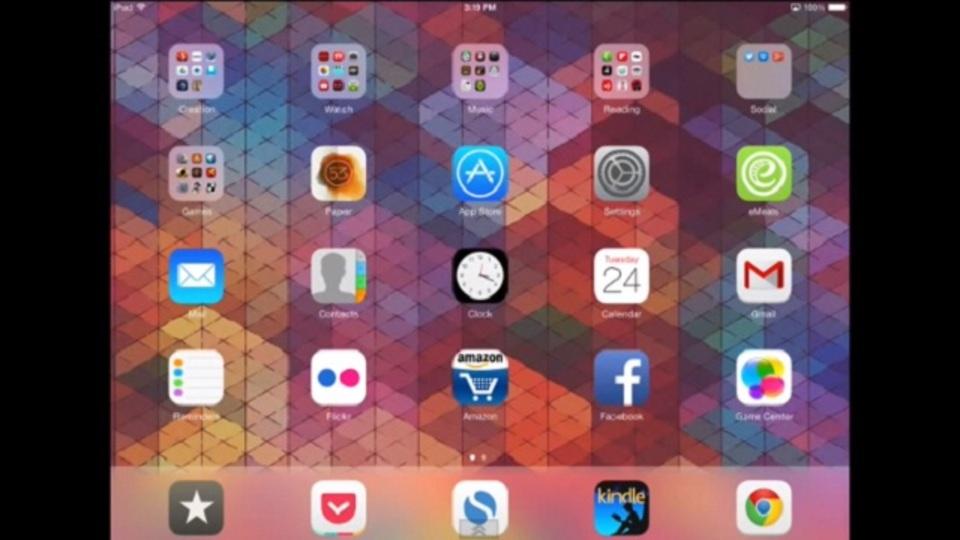 iOS 7で削除できないアプリやアイコンを非表示にする2つの方法