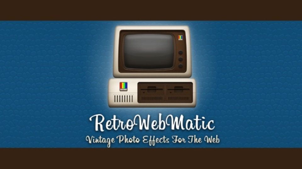 指定したウェブサイトをレトロ風に加工してくれるサイト「RetroWebMatic」