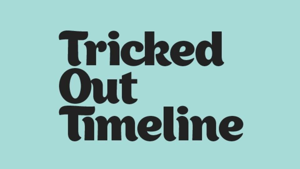 一味違うFacebookのカバー写真が手軽に作れるサイト「TrickedOutTimeline」