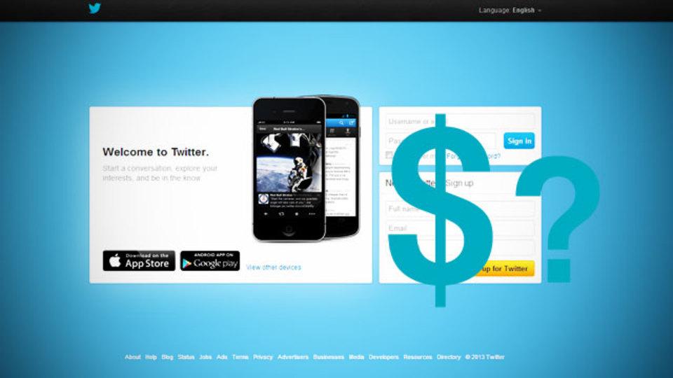 Twitterの株式公開を控えてマーケティング担当者が知っておくべきこと~広告としての価値は?