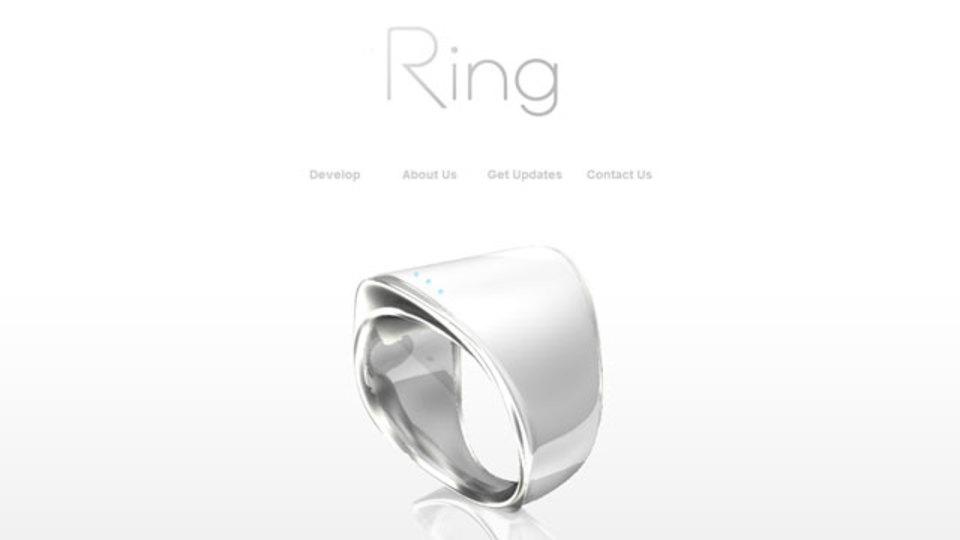 日本発の指輪型ウェアラブルガジェット「Ring」が日常に魔法をかける動画
