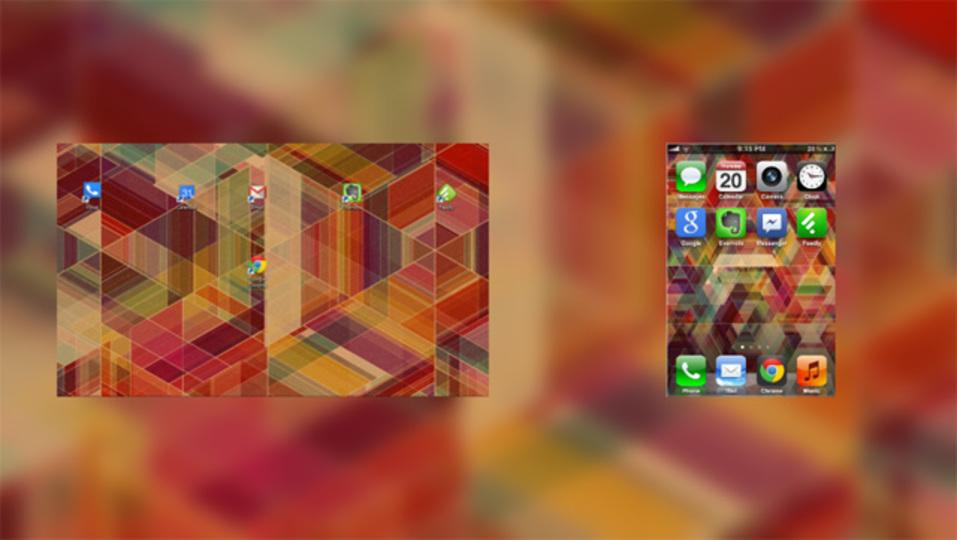 iPhoneとWindows 7搭載のパソコンを完全に同期させてシームレスに使えるかどうか試してみた