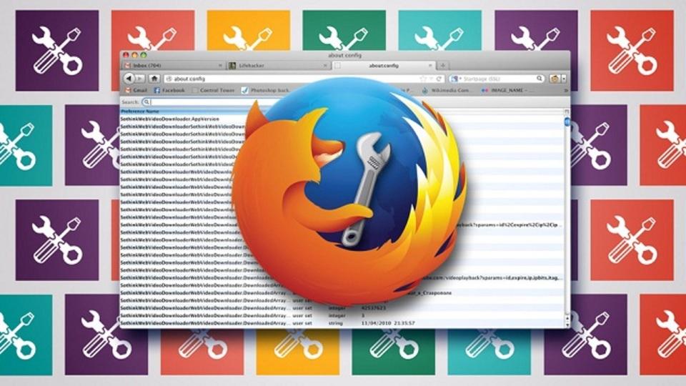 Firefoxを便利にする魔法の呪文「about:config」を使った裏ワザ10選