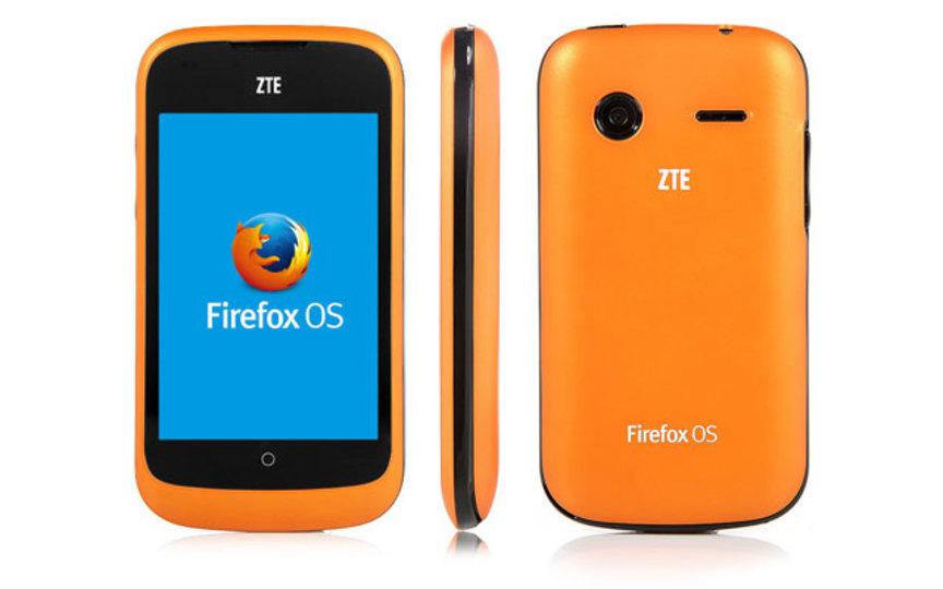 Firefox OS搭載のスマートフォン「ZTE Open」が日本からも購入可能に