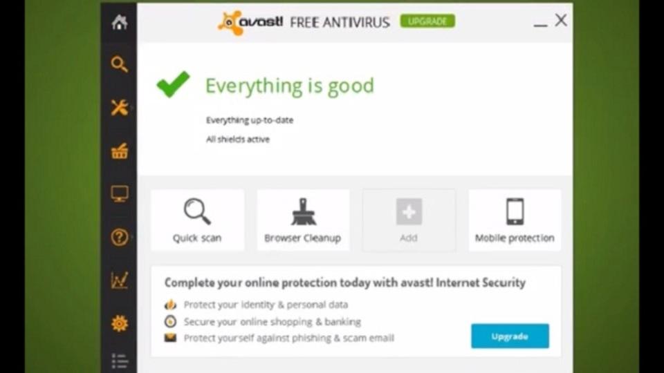 米LH激推しの無料アンチウイルスソフト最新版『Avast 2014』がリリースに!