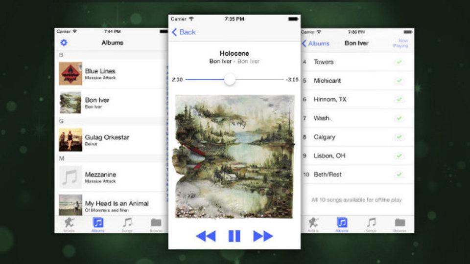 『Dropbox』上にある音楽ファイルをiOSからストリーム再生できる『Tunebox』がナイスだ