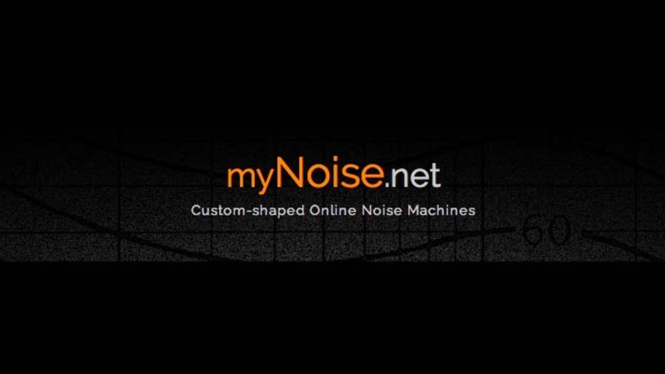 なぜか作業が捗る...多種多様な環境音やノイズをカスタマイズして聞ける「myNoise.net」