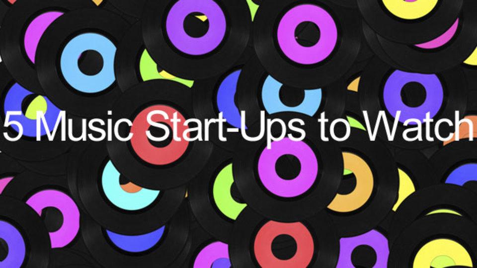 今、注目すべき5つの音楽系スタートアップ:収益化が難しいこの業界でいかに戦っているのか