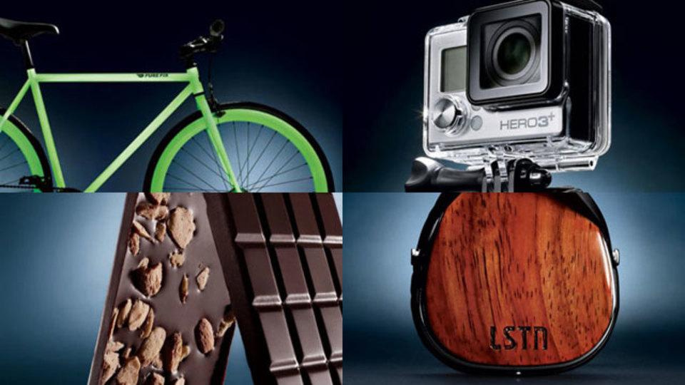 起業家精神あふれるメーカーから厳選した自転車、ヘッドホン...。自分でも欲しくなるホリデーギフト