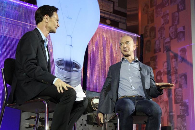 アマゾン創業者ジェフ・ベゾスが自ら語った、イノベーターに必要な3つの要素