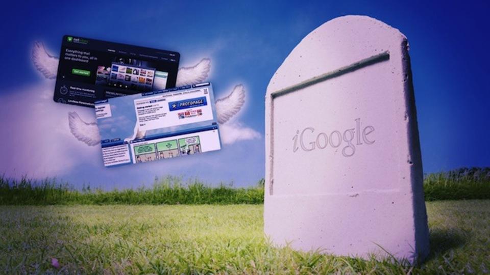iGoogle、サービス終了。代替として使えそうなスタートページはこの5つ