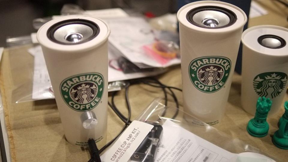 スタバのカップもトイレットペーパーも。いつもの日用品をハックして刺激的な発明に #mft2013