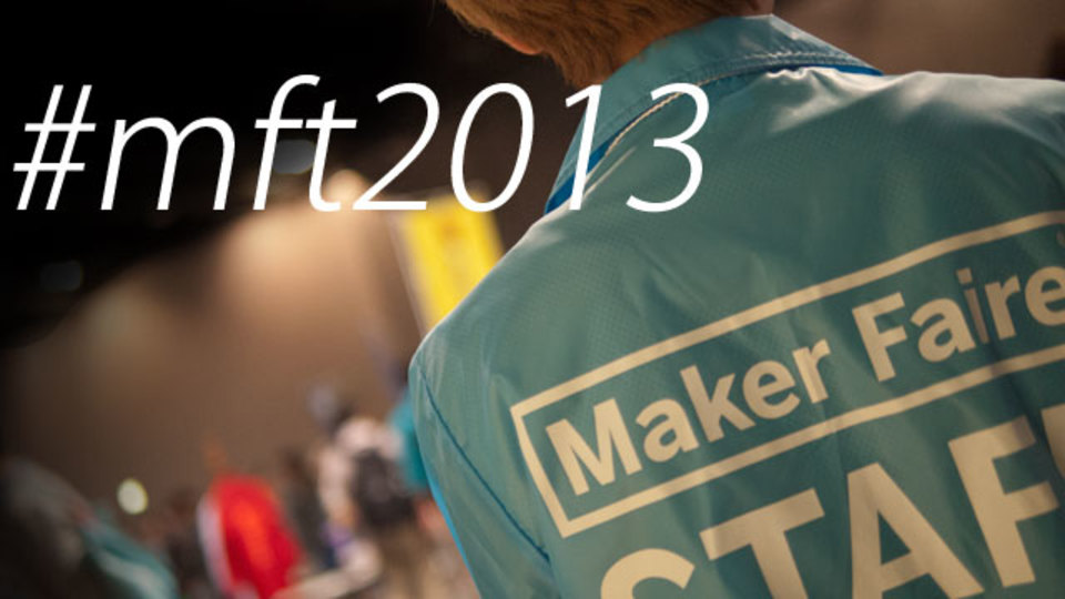 子どもの知育DIYが目立った今年のMaker Faire Tokyoまとめ #mft2013