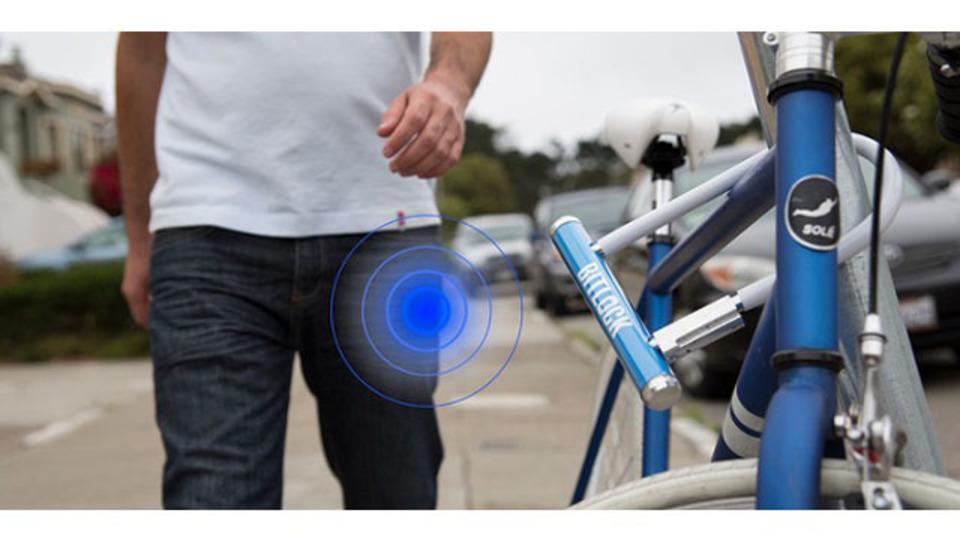 スマホから自転車のロック解除ができて他人とシェアもできる「BitLock」