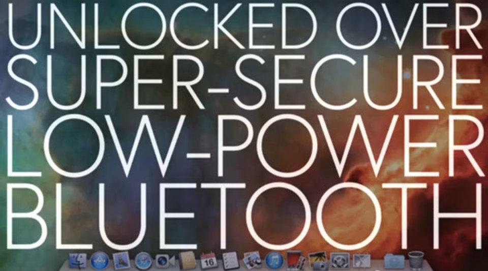 Macのロックをノックで解除。iPhoneが鍵になるアプリ『Knock』