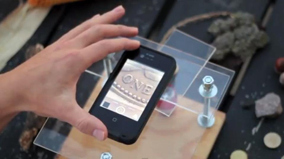 10ドルでスマートフォンを顕微鏡にするDIY